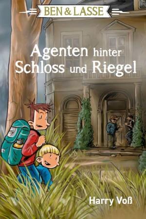 Ben und Lasse 4 Cover