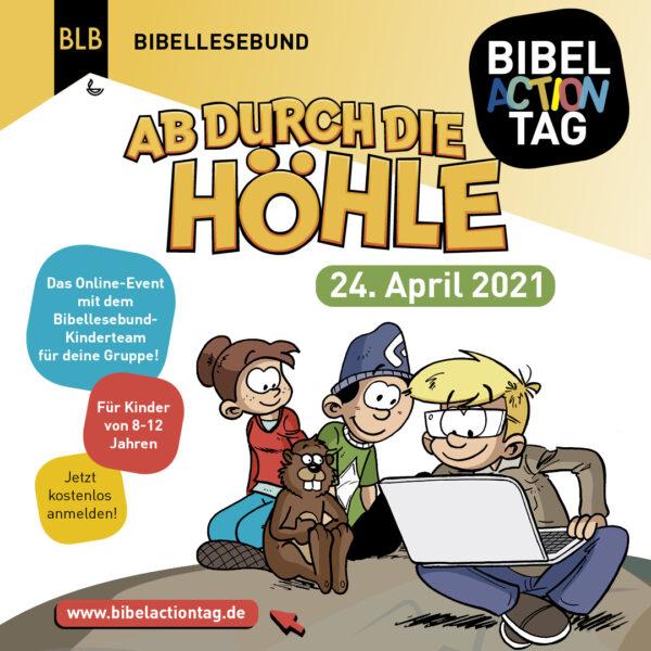 Der Bibel-Action-Tag in deiner Gemeinde!