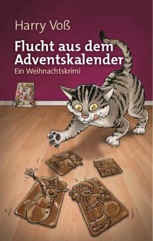 Flucht aus dem Adventskalender Cover