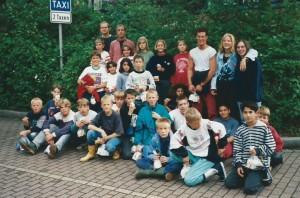 Sommerfreizeit 1996