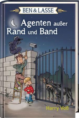 ben-lasse-agenten-ausser-rand-und-band cover klein